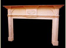 Hallidays Federal Style Fire Surround