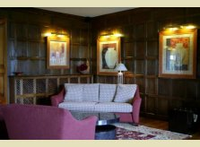 Oak panelling restored and added to by Hallidays