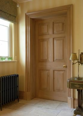 Hallidays halls doors architraves for Door architrave