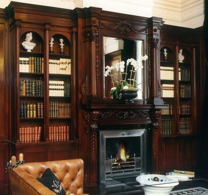 Hallidays Libraries Amp Bookcases